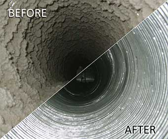 duct cleaning company